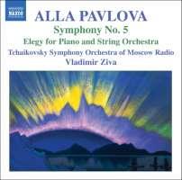 PAVLOVA: Symphony No. 5, Elegy