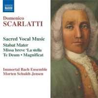 """Scarlatti: Stabat Mater, Missa breve """"La stella"""""""