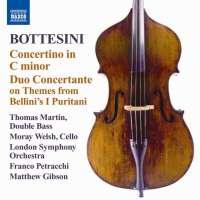 Bottesini  Giovanni: Concertino in C minor