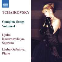 TCHAIKOVSKY: Complete Songs Vol. 4