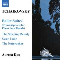 TCHAIKOVSKY: Ballet Suites arranged for Piano