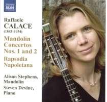 Calace: Mandolin Concertos