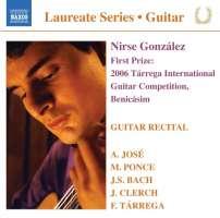 Guitar Recital - Nirse Gonzlez