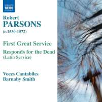 PARSONS: First Great Service