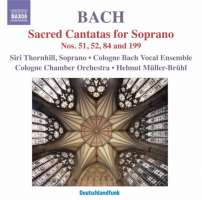 BACH: Sacred Cantatas for Solo