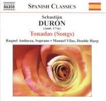 DURON Sebastian - Tonadas (Songs)