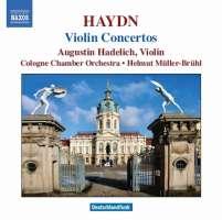HAYDN Joseph: Violin Concertos, Hob. VIIa / 8.570483