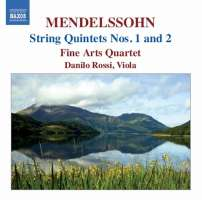 Mendelssohn:  String Quintets