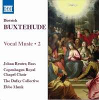 Buxtehude Dietrich: Vocal Music Vol. 2