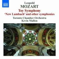 "Mozart, L: Toy Symphony, ""New Lambach"""