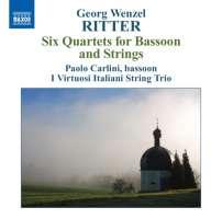 RITTER Georg Wenzel - Six Quartets for Bassoon Op. 1