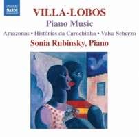 Villa-Lobos: Piano Music Vol. 7