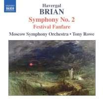 Brian: Symphony No. 2, Festival Fanfare