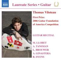 Guitar Recital - Thomas Viloteau