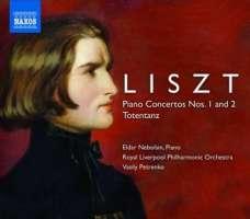 Piano Concertos 1 and 2