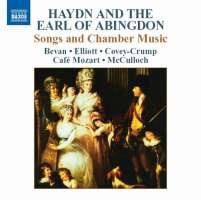 HAYDN and the EARL OF ABINGDON  -  Songs