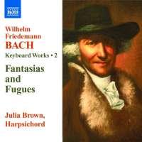 Bach W.F.: Keyboard Works Vol.2