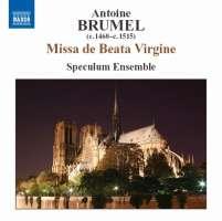 Brumel: Missa de Beata Virgine