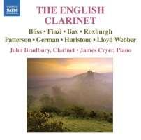 The English Clarinet - BLISS / FINZI / BAX