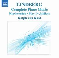 LINDBERG; Piano Music - Klavierstuck, Play I