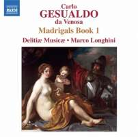 Gesualdo: Madrigals Book 1