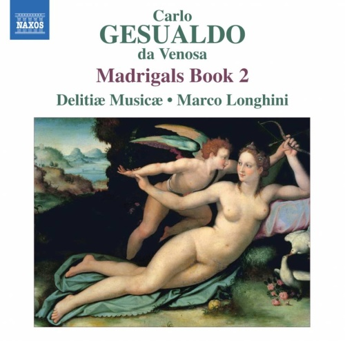 Gesualdo: Madrigals Book 2