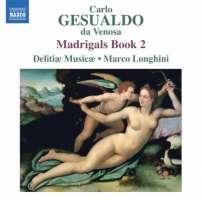 Gesualdo: Madrigals Book 2