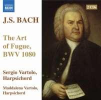 Bach: The Art of Fugue BWV 1080  (2 CD)