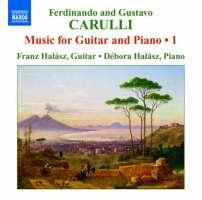 Carulli: Music for Guitar and Piano Vol. 1