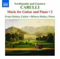 Carulli: Music for Guitar and Piano Vol. 2