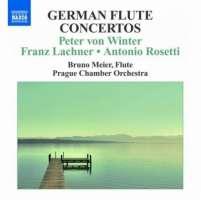 WINTER/LACHNER/ROSETTI: German Flute Concertos