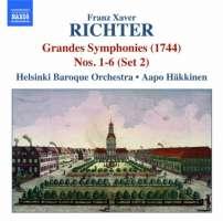 Richter: Six Grandes Symphonies 2