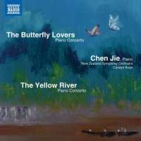 The Butterfly Lovers, The Yellow River - Piano Concertos