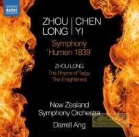 """Zhou Long / Chen Yi: Symphony """"Humen 1839"""""""