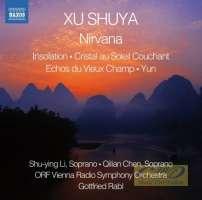 Xu Shuya: Nirvana Insolation Cristal au Soleil Couchant Echos du Vieux Champ Yun