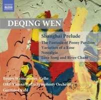 Wen: Shanghai Prelude The Fantasia on Peony Pavilion Variation of a Rose …