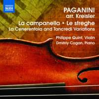Paganini: La Campanella, Le streghe