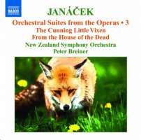 Janacek: Orchestral Suites from the Operas Vol. 3