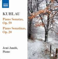 Kuhlau Friedrich: Piano  Sonatas and Sonatinas