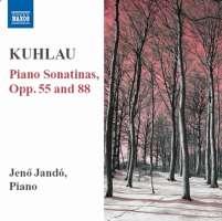 Kuhlau: Piano Sonatinas Opp. 55 & 88