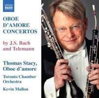 BACH, TELEMANN:  Concertos