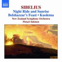 Sibelius: Night Ride and Sunrise, Belshazzar's Feast, Kuolema