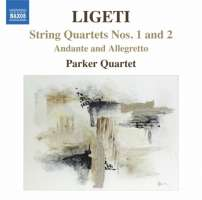 String Quartets Nos. 1 and 2