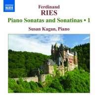 RIES Ferdinand: Complete Piano Sonatas