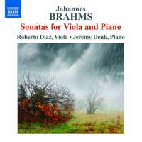 Brahms: Sonatas for Viola & Piano