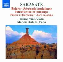 Sarasate: Music for Violin and Piano 3