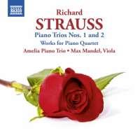 Strauss: Piano Trios Nos. 1 & 2, Works for Piano Quartet