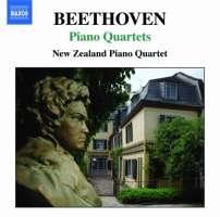 Beethoven: Piano Quartets WoO 36 Nos. 1 - 3