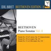 IDIL BIRET BEETHOVEN EDITION 8 - Sonatas 23, 28 & 31