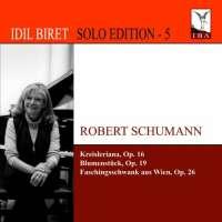 Schumann: Kreisleriana, Blumenstück, Faschingsschwank aus Wien, Phantasiebilder für das Pianoforte